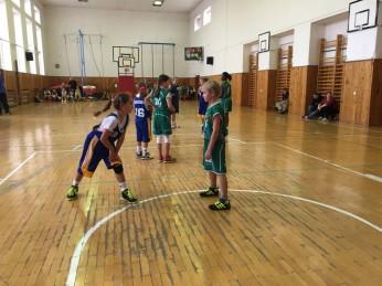 U10 na turnaji v Sokolově a šmoulinky Kladně