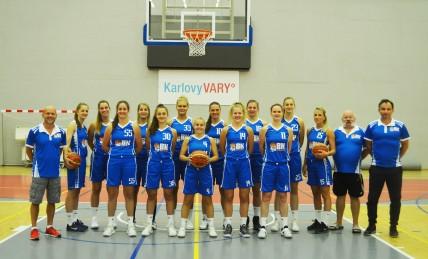 1.ročník mezinárodního lázeňského basketbalového turnaje žen již v tomto prodlouženém víkendu
