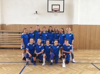 Mladší žákyně U14 zahájily sezónu