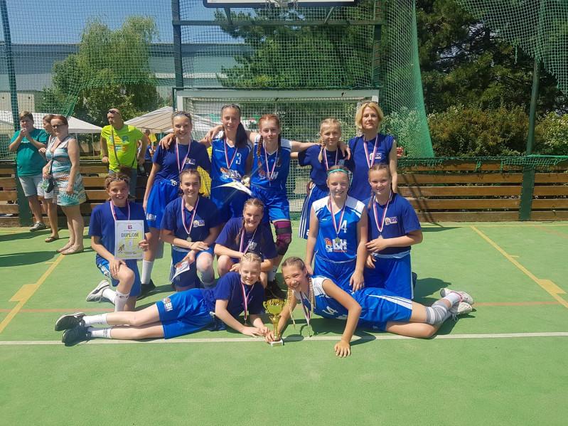 Foto: Na turnaji v Brandýse nad Labem dvě druhá místa