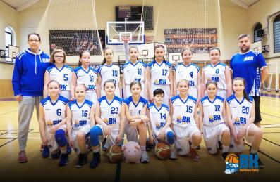 Tento týden nás čeká především Národní finále ČR minižákyň U11, ale také utkání dalších týmů.