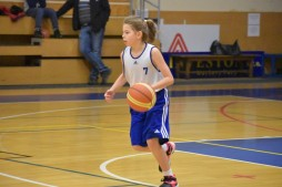 U13 B: BK Lokomotiva Karlovy Vary - Klatovy - fotka 2