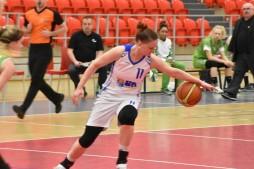 ŽBL: BK Lokomotiva Karlovy Vary - SBŠ Ostrava