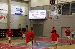 DSK Basketball Nymburk-KV - Sokol Hradec Králové
