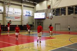 DSK Basketball Nymburk-KV - Sokol Hradec Králové - fotka 3
