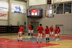 DSK Basketball Nymburk-KV - Sokol Hradec Králové - fotka 1