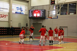 DSK Basketball Nymburk-KV - Sokol Hradec Králové - fotka 2