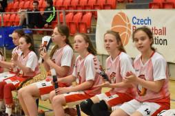 NF U11: BK Studánka Pardubice - BK Žabiny