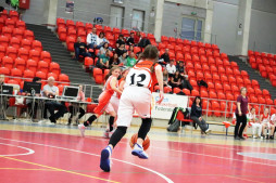 NF U11: BK Studánka Pardubice - BŠ Tygři Praha
