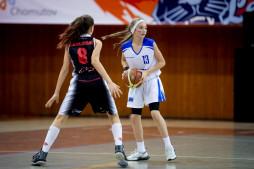 NF U13: Čtvrtfinále BK Loko K. Vary - BŠ Tygři Praha