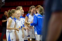 NF U13: Semifinále BK Loko K.Vary - HB Basket