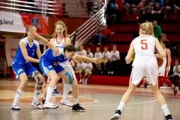 NF U13:o 3. místo BK Loko K.Vary - Chomutov