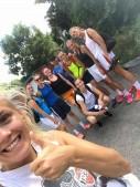 A-tým: Soustředění Sedlčany 2017