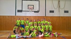 U11: Soustředění Tachov 2017