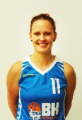 Focení A-týmu 2017/18 - Dominika Pohunková