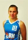 Focení A-týmu 2017/18 - Michaela Pitrová