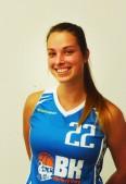 Focení A-týmu 2017/18 - Kristýna Vighová