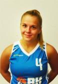 Focení A-týmu 2017/18 - Karolína Malečková