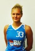 Focení A-týmu 2017/18 - Žaneta Dušková