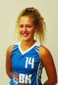 Focení A-týmu 2017/18 - Anna Rosecká