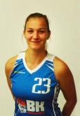 Focení A-týmu 2017/18 - Kateřina Rokošová