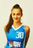 Focení A-týmu 2017/18 - Barbora Jindrová