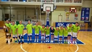 U11: turnaj 15.10. Karlovy Vary - fotka 1