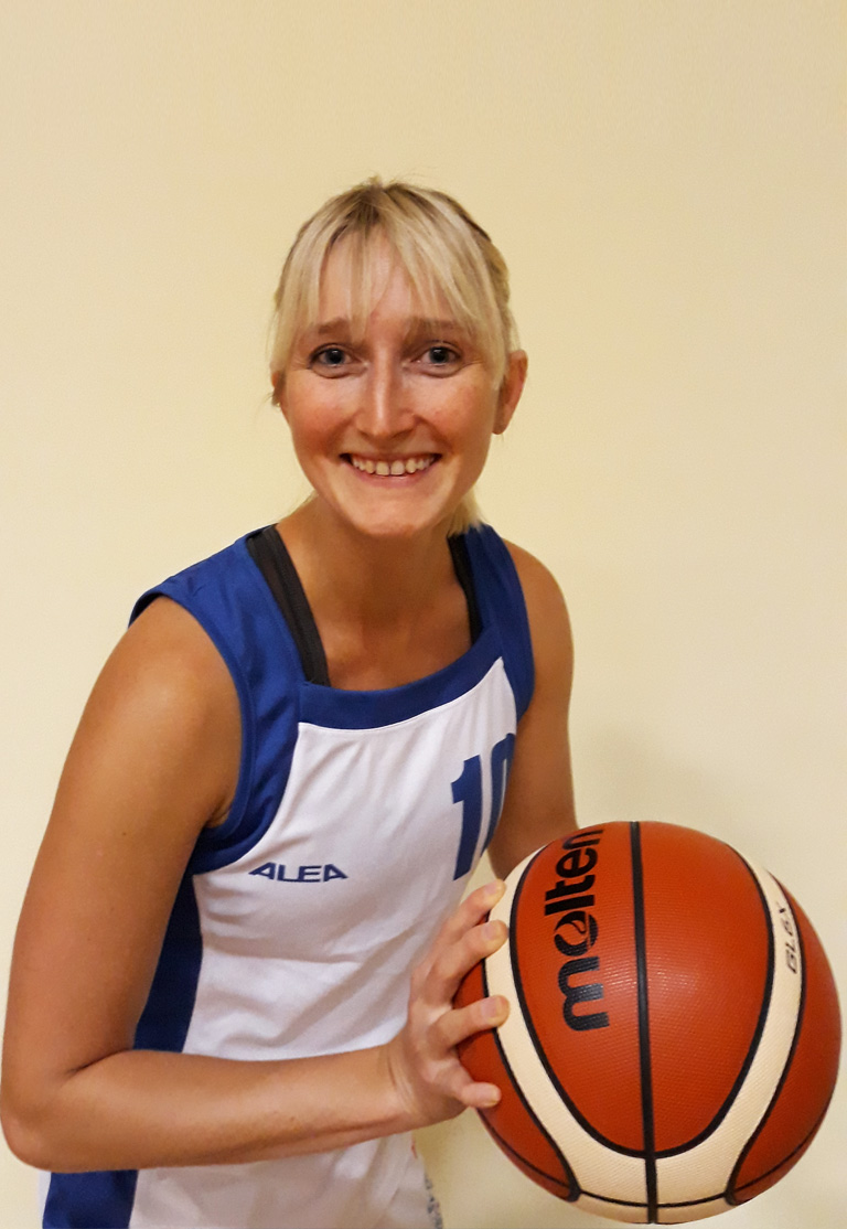 Houdková Jana - asistent trenéra
