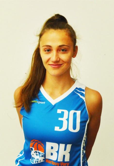 Barbora Jindrová - křídlo