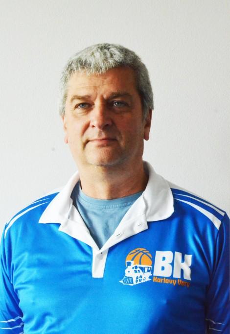 Drahoupil Karel - vedoucí týmu