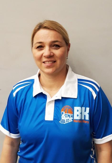 Krämer  Marcela - hlavní trenér