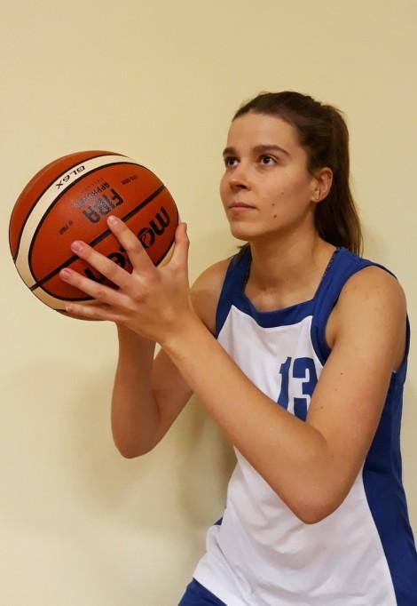 Barbora Tomková - pivot