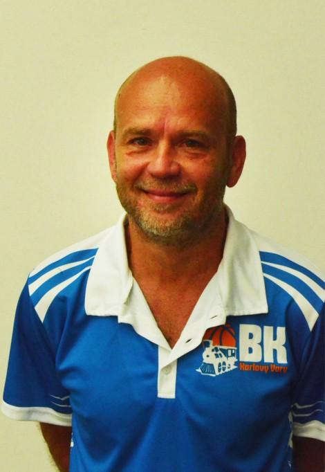 Maleček Roman - asistent trenéra