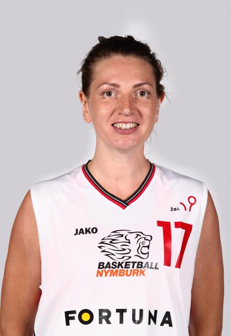 Tereza Krakovičová  - pivot